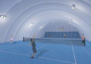 Večnamenska športna dvorana Jama